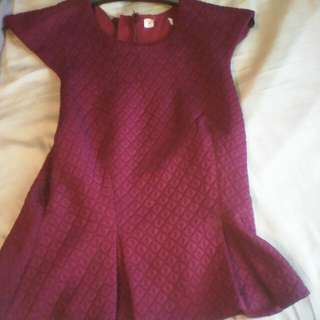 Red Top Size M