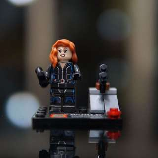 [INSTOCKS] AVENGERS LEGO - BLACK WIDOW