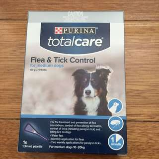 Purina Totalcare Flea & Tick Control