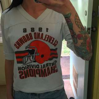 Vintage Jersey Tshirt