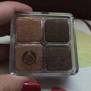 Body Shop Shimmer Cube Eye Shadow