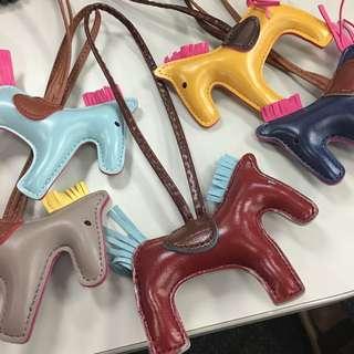 Rodeo Bag Charm