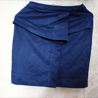 Bodycon Blue Rok