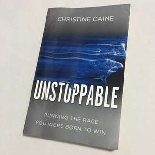 Christine Caine- Unstoppable