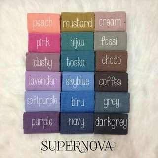 Pashmina Supernova (PROMO)
