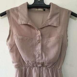 SALE!!! Bench Button down dress
