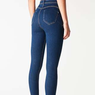 CALZEDONIA Push-up Jeans (from italy)