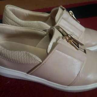 Aldo Rose Cream Shoes