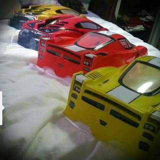 1/10 Shell,  Ferrari, Sport Car , Rc,