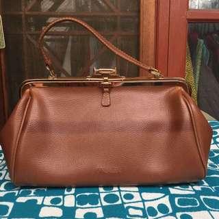 Preloved Prada Light Brown Bag