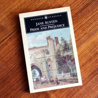 Pride and Prejudice by Jane Austen (Classic Novel)
