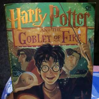 Harry Potter And The Goblet Of Fire Soft Copy