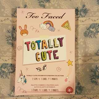 Too Faced Limited Edition Totally Cute Palette
