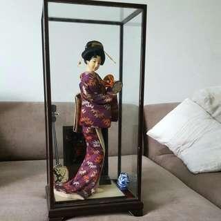 Vintage Nice Japan Girl