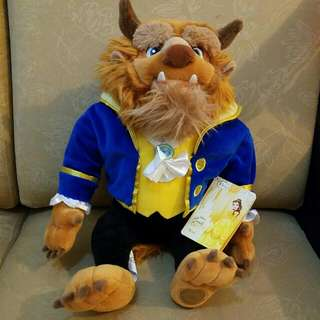Disney Beast Doll From Beauty And The Beast