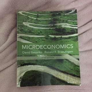 Microeconomics 5th Edition