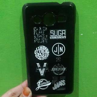 BTS Case (Samsung Galaxy Core 2)
