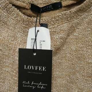 Lovfee 冬季洋裝 #我的女裝可超取