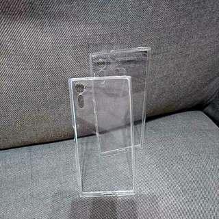 XZ透明薄手機套
