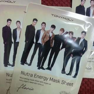 TONYMOLY 2PM MASK SHEET