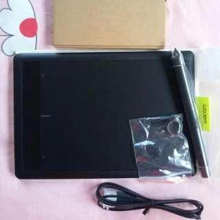 Wacom Bamboo Splash Pen Drawing Tablet CTL471