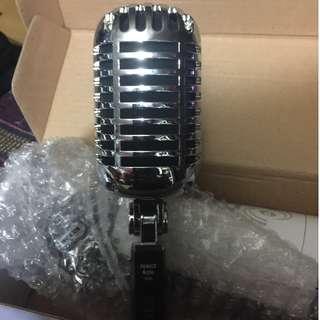 PYLE Vintage Dynamic Microphone