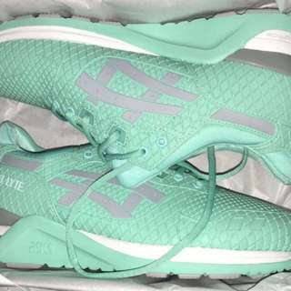 Brand New Mint Green Asics