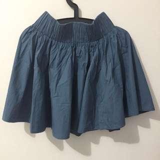 Short Flare Skirt Rumah mode