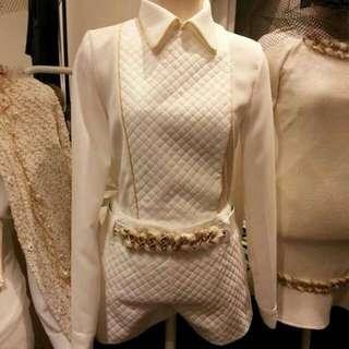 冬天套裝 (黑色, 連belt)