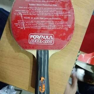 Bat Ping Pong Triple Carbon Rubber Donic Asli Germany