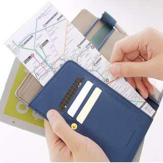 (現)【旅行防消磁護照夾】