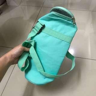 日本Flying Tiger 購入 保冷袋 Tiffany綠