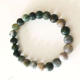 Jade Inspired Bracelet
