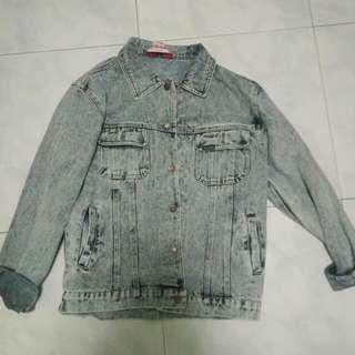 Supreme Denim jacket