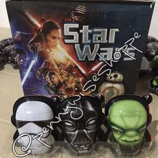 Star Wars Chocolate Egg Surprise