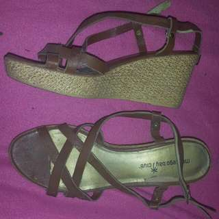 Wedges Montego Bay Club Size 7,5