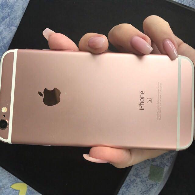 6s iPhone Rose Gold 64GB