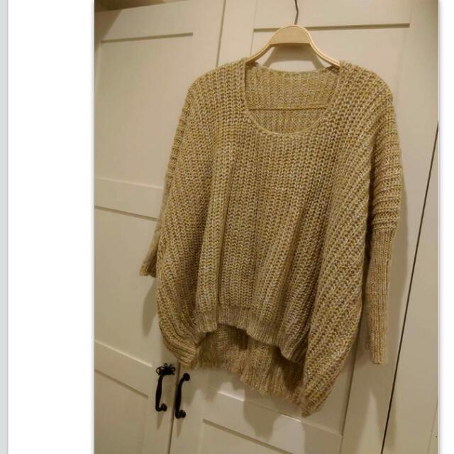 [降]針織毛衣