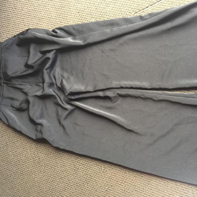 Adrienne Winkelmann Silk Pants