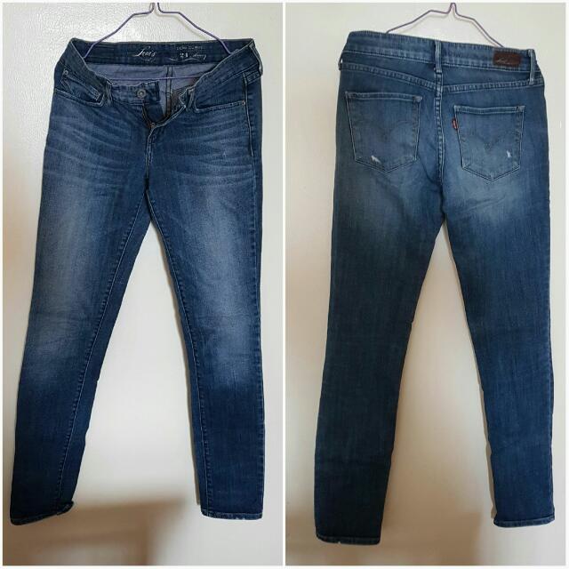 Auth Levis Jeans