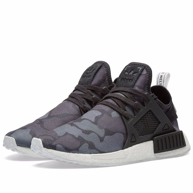 super popular 13045 2ad57 Authentic Adidas NMD XR1 Duck Camo Black