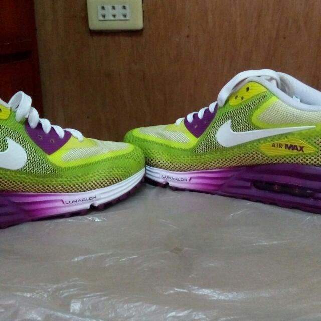 Repriced!!!!Authentic Nike Air Max Lunar 90 Venom