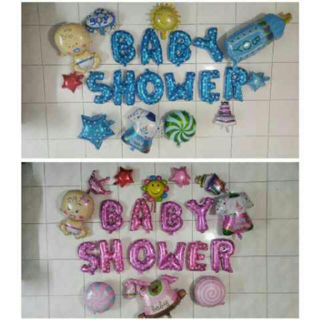 Balon B'day Set