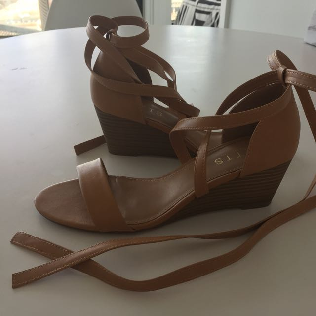 Betts Wedge strap Sandals