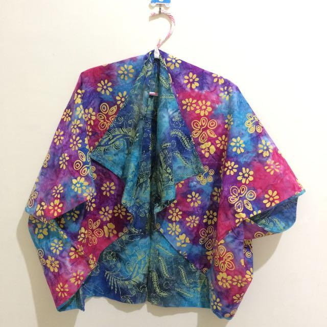 Bolero Batik 2in1