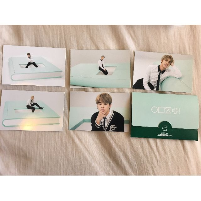 BTS Official 3rd Muster Photo cards