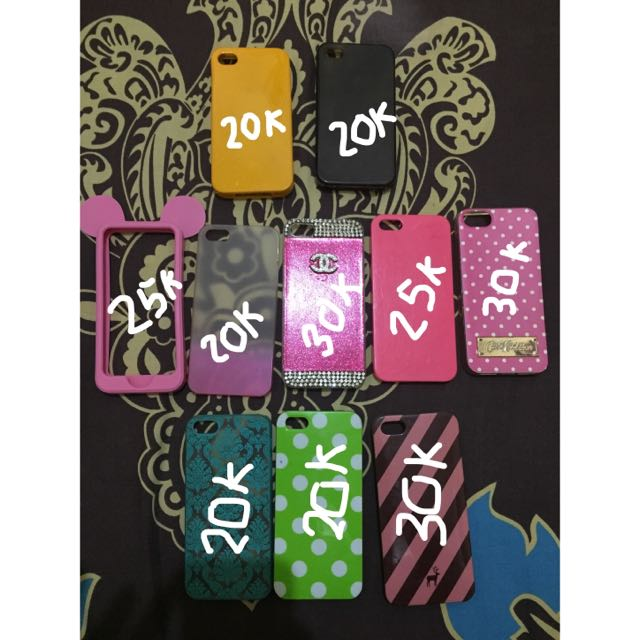 Case iPhone 4/4s/5/5s Murah