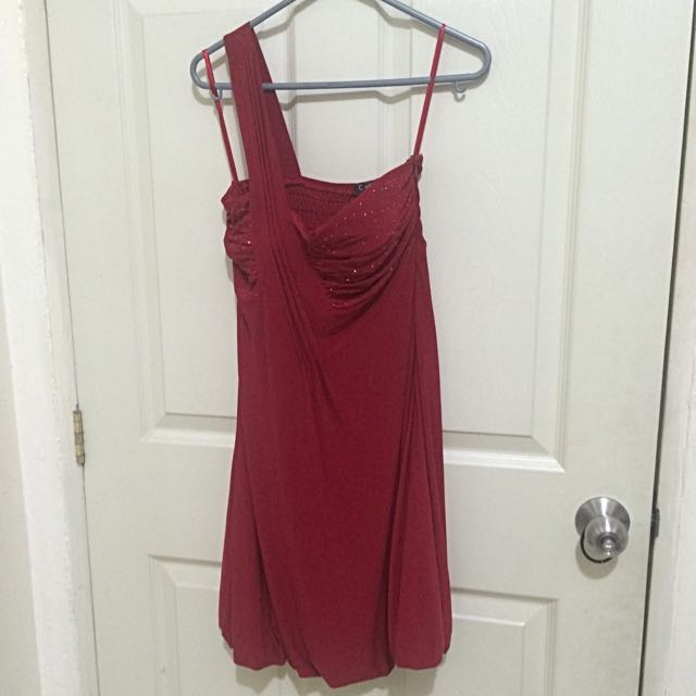 Cinderella Women Red Dress