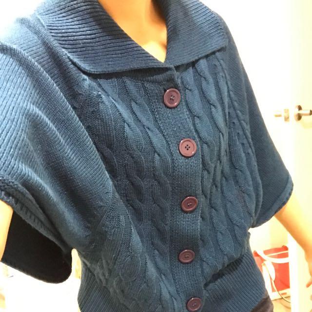 Dark Blue Clothes