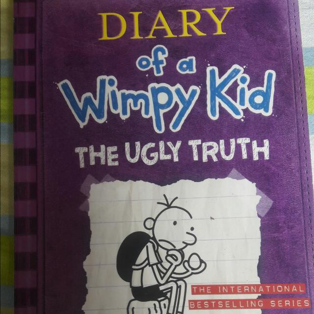"""Diary Of A Wimpy Kid """"The Ugly Truth"""""""